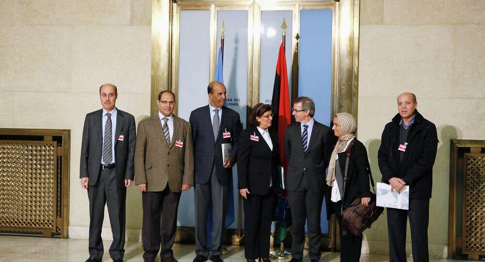 مبعوث الأمم المتحدة إلى ليبيا برناردينو ليون