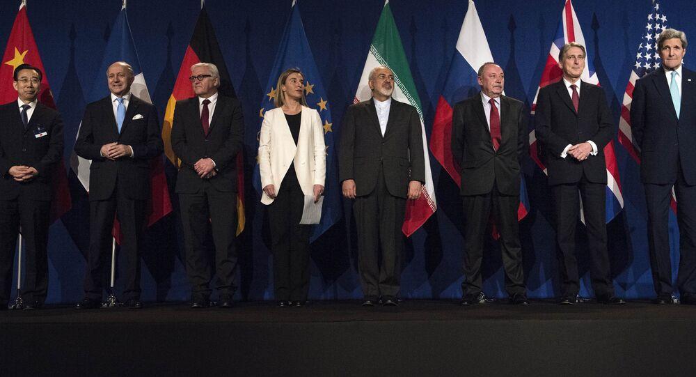 محادثات النووي الإيراني في لوز ان