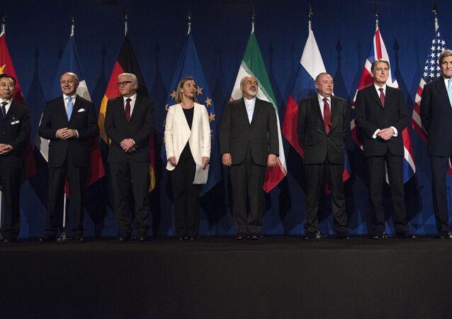 محادثات النووي الإيراني في لوزان