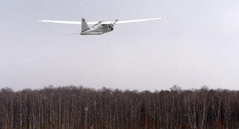 طائرات أورلان 10 من دون طيار