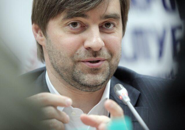 سيرغي جيليزنياك، نائب رئيس الدوما