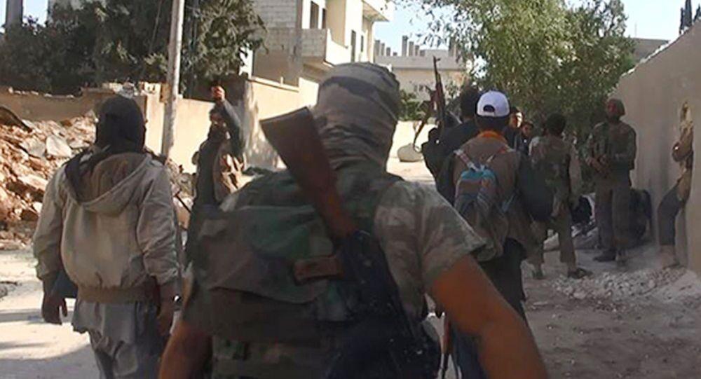 مسلحو داعش