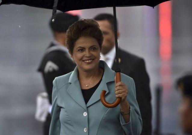 ديلما روسيف رئيسة البرازيل