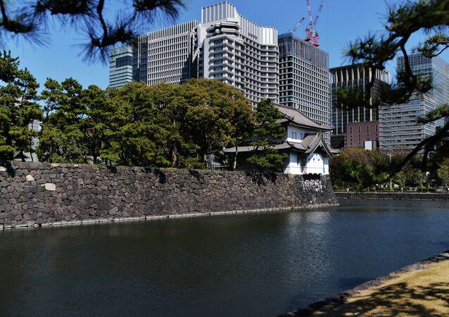 العاصمة اليابانية طوكيو