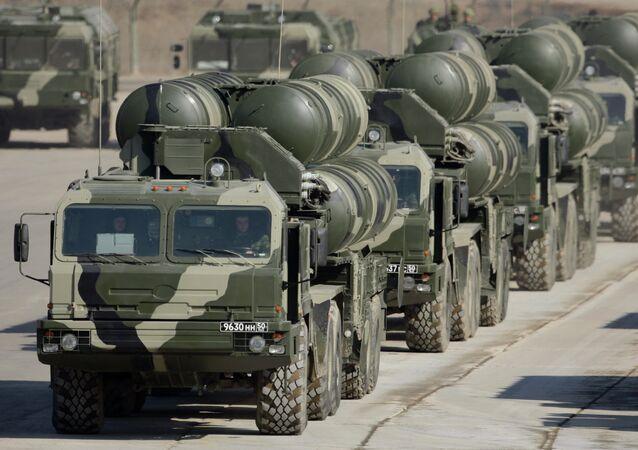 صواريخ إس - 500