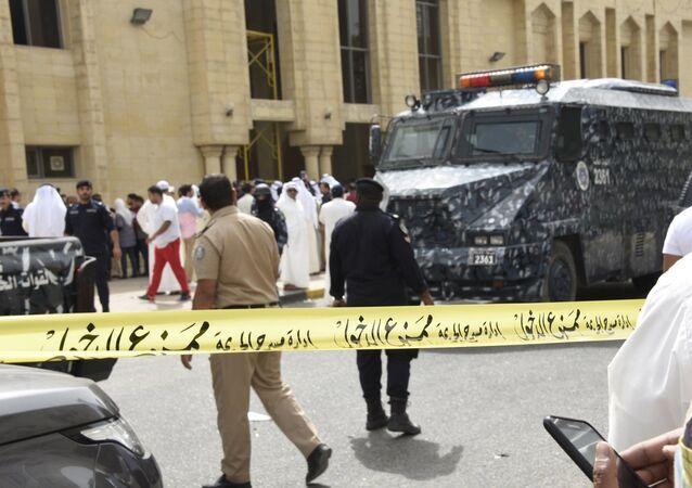 الشرطة الكويتية