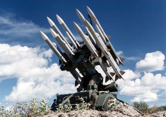 الدرع الصاروخية الامريكية