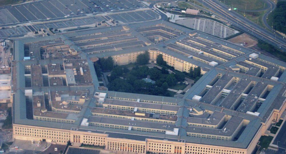 وزارة الدفاع الأمريكيةالبنتاجون