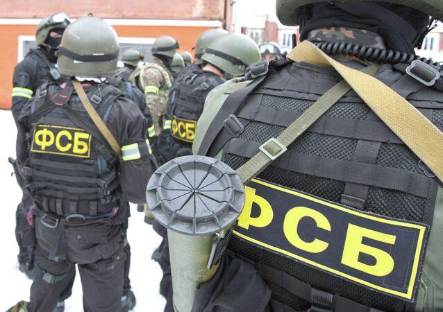 رجال استخبارات روسية