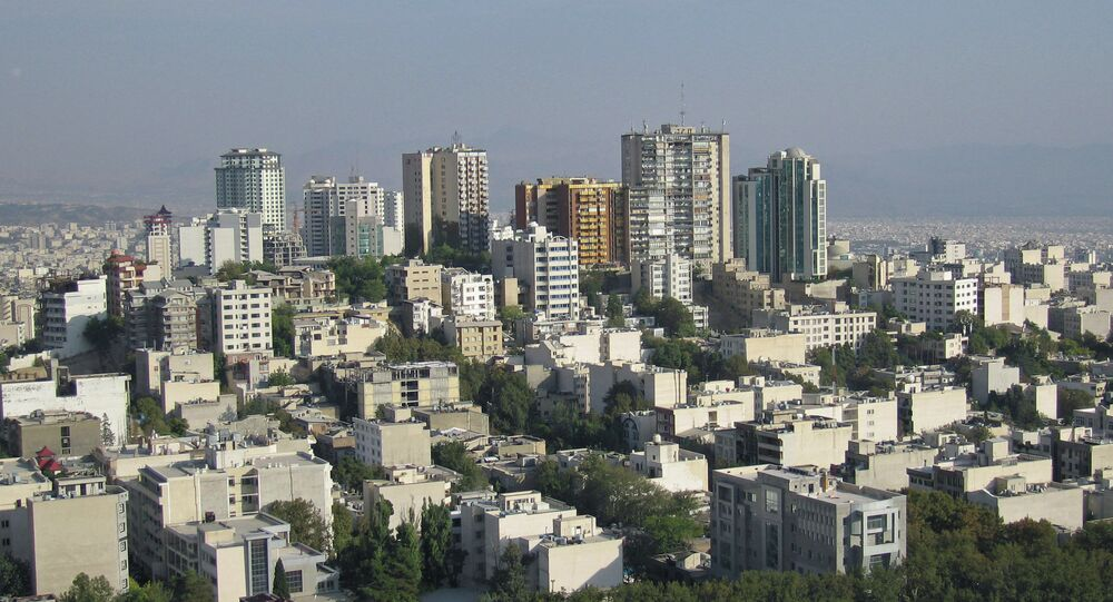 العاصمة الإيرانية طهران