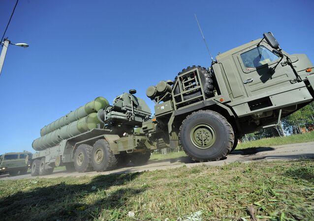 منظومة إس-400 تريومف