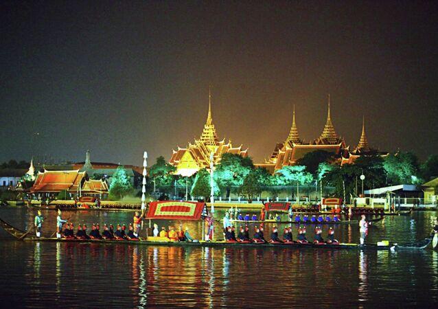 العاصمة التايلاندية بانكوك