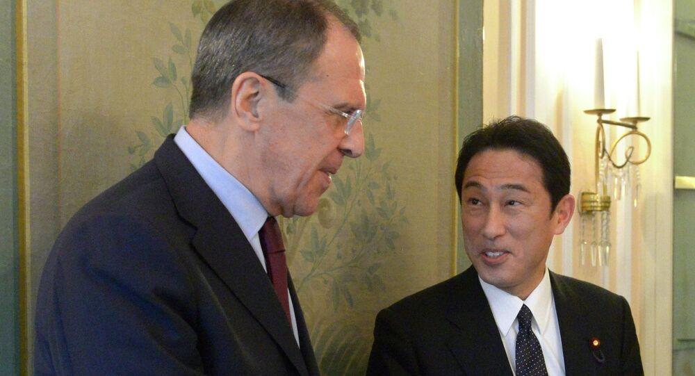 وزير الخارجية الياباني فوميو كيشيدا