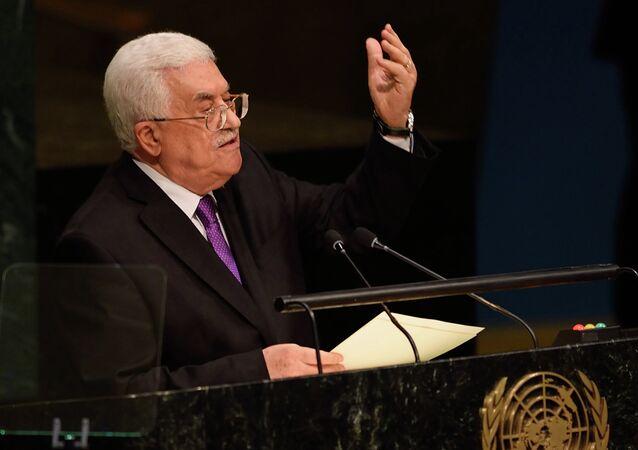 خطاب الرئيس محمود عباس فس الأمم المتحدة