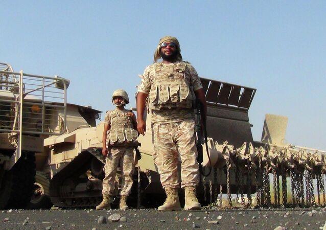 جنود اماراتيون