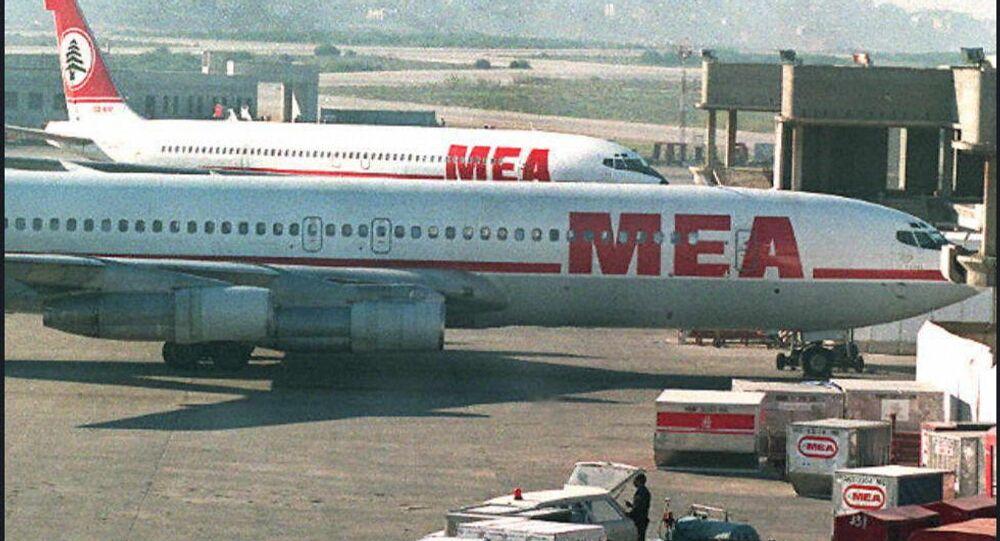 الخطوط الجوية اللبنانية