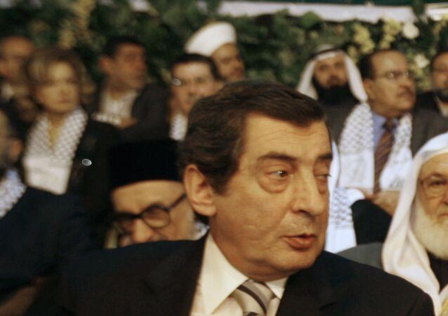 نائب رئيس مجلس النواب اللبناني السابق إيلي الفرزلي