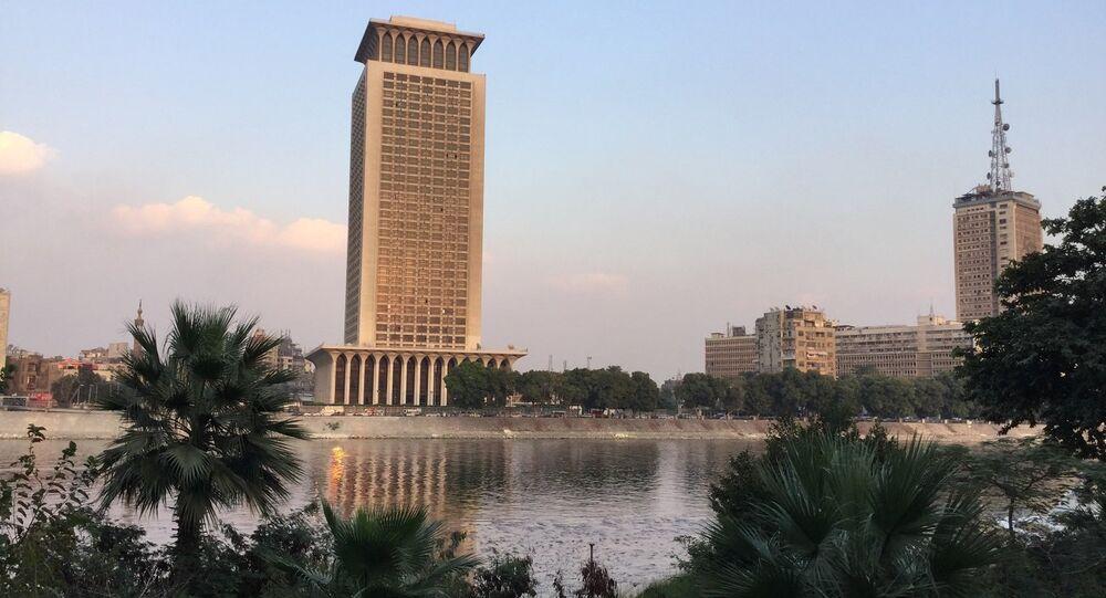مصر ـ وزارة الخارجية
