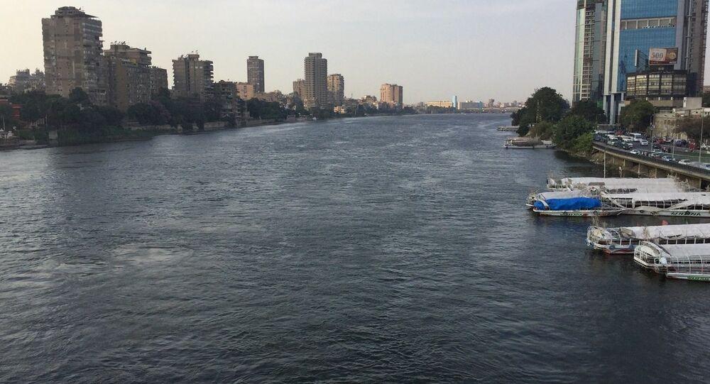 نهر النيل  ـ مصر