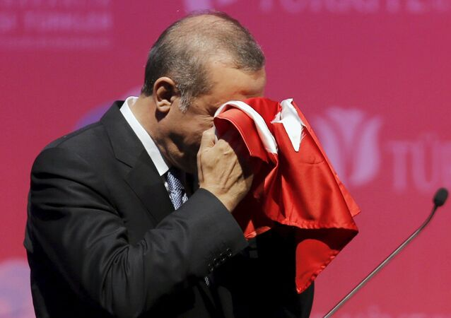 رجب طيب اردوغان