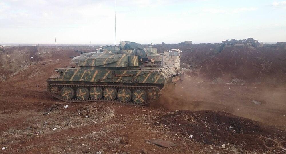 الجيش السوري- درعا