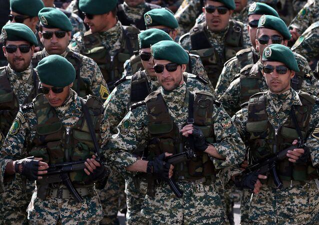 صورة أرشيفية للجيش الإيراني