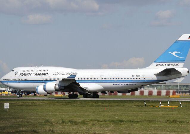 شركة الخطوط الجوية الكويتية