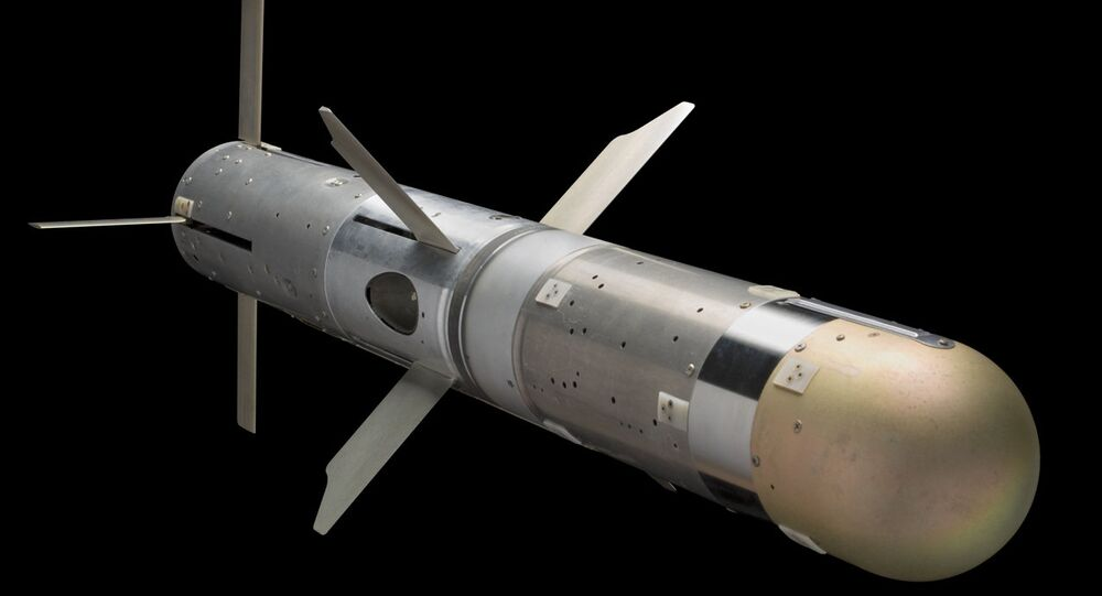 صاروخ تاو أمريكي