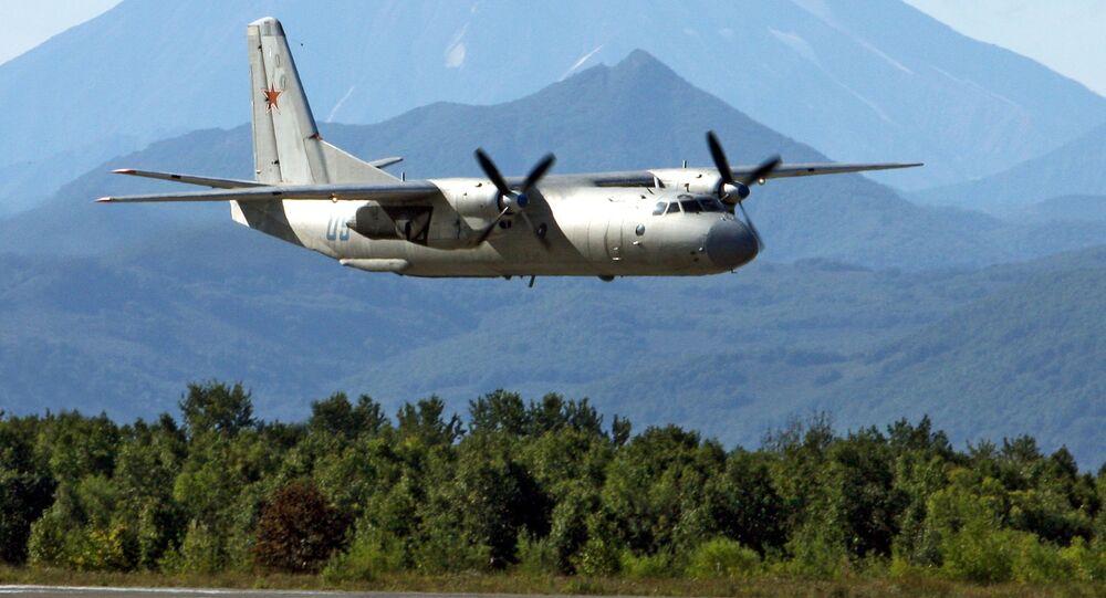 طائرة النقل العسكري آن - 26
