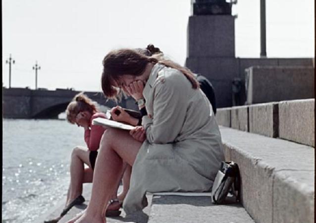 الحياة الجامعية: الطلاب أيام الاتحاد السوفييتي