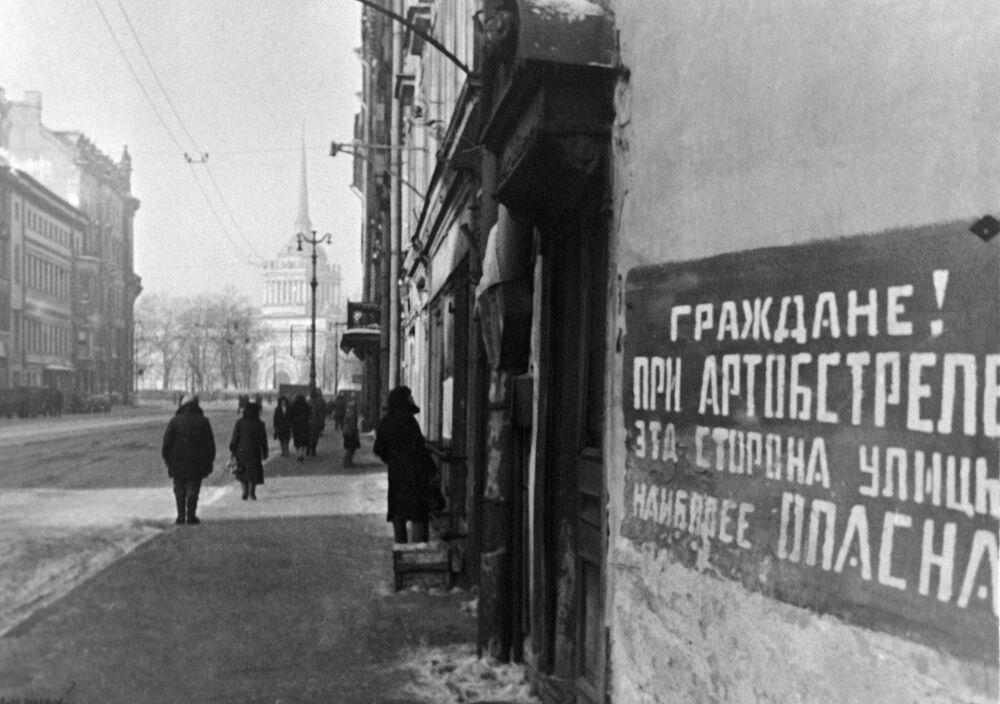 حصار لينينغراد