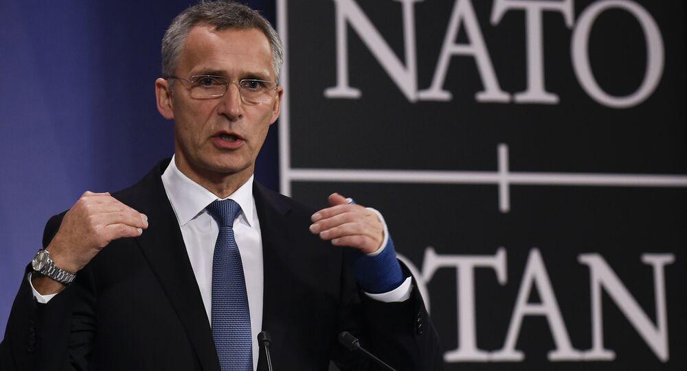 ينس ستولتنبرغ، أمين عام الناتو