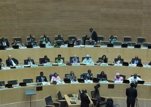 قمة الاتحاد ألإفريقي 30/31 يناير 2016