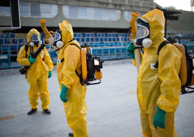 حملة تطهير ضد فيروس زيكا