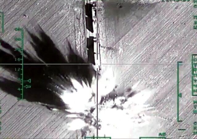 ضربات القوات الجوية الروسية