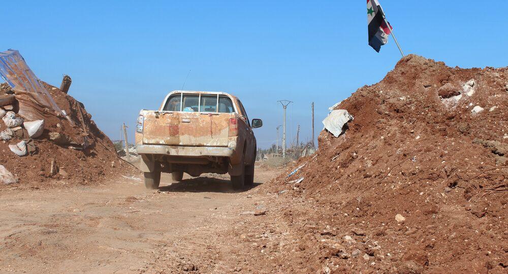 تحرير نبل والزهراء في ريف حلب