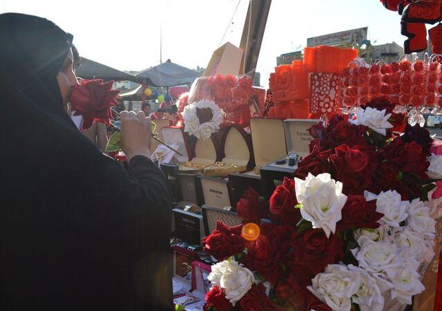 عيد الحب فى العراق