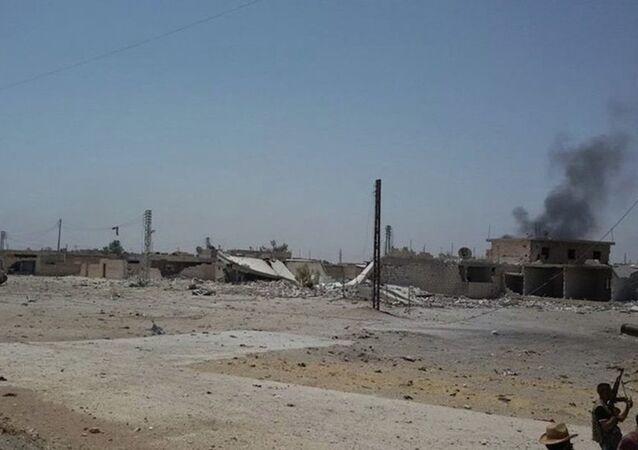 سوريا- الحسكة- طرد داعش