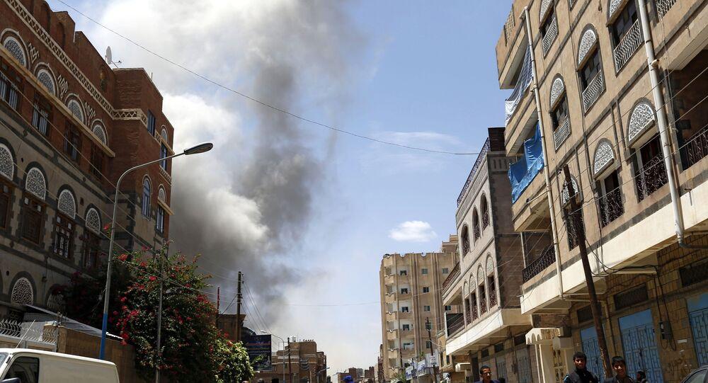 عاصمة اليمن صنعاء