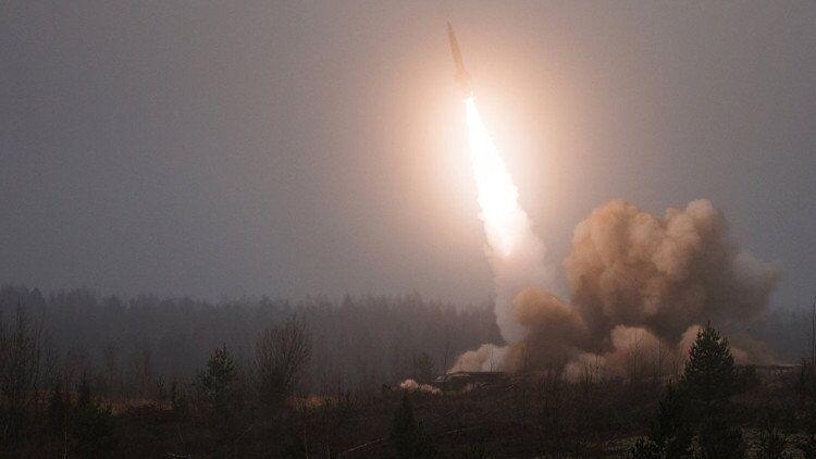 روسيا تختبر صاروخ تسيركون