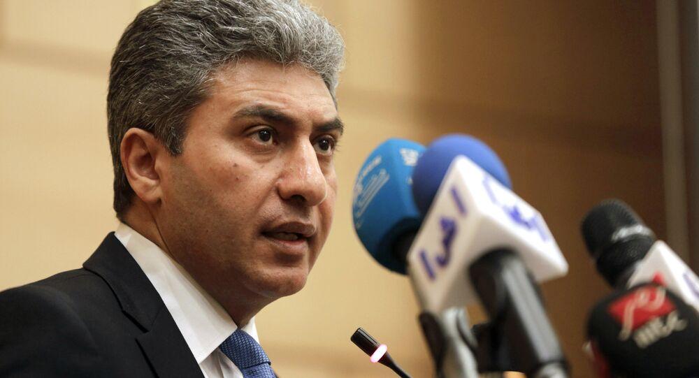 وزير الطيران المدني شريف فتحي