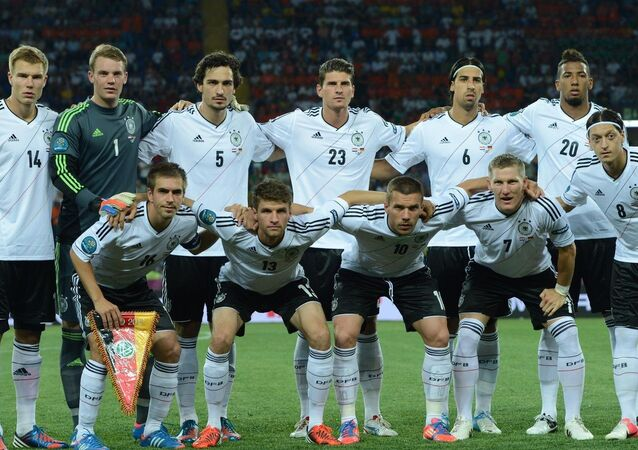 المنتخب الألماني