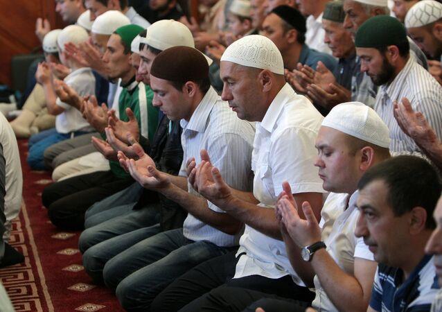 المسلمون في شبه جزيرة القرم