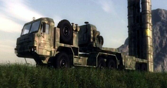 قاذف صواريخ منظومة الدفاع الجوي