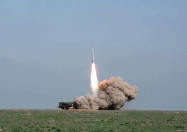 صاروخ إسكندر - ام
