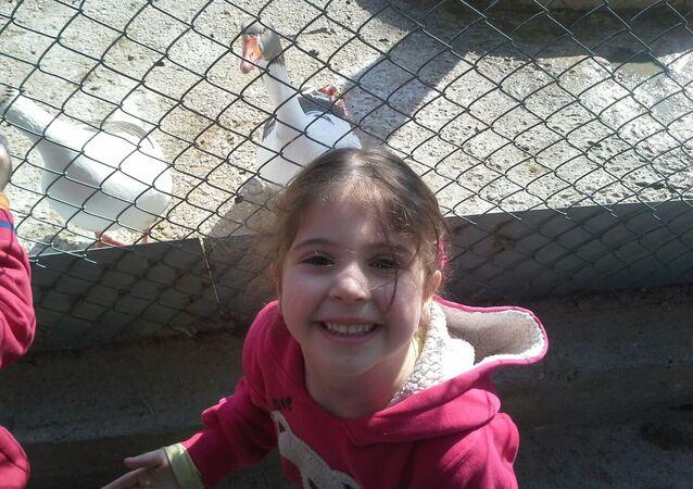 أطفال سوريا في حديقة الحيوان