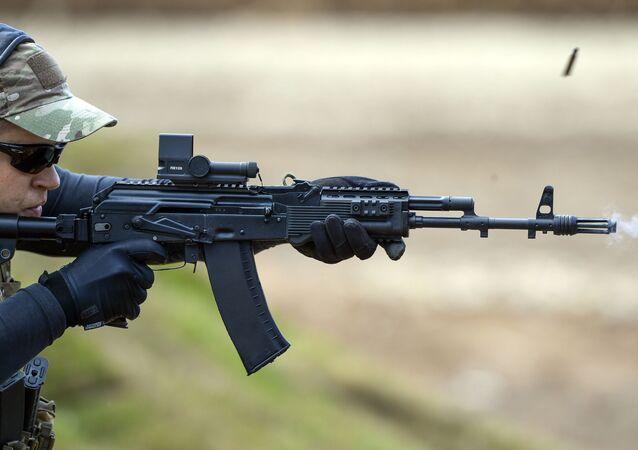 بندقية أك-74إم