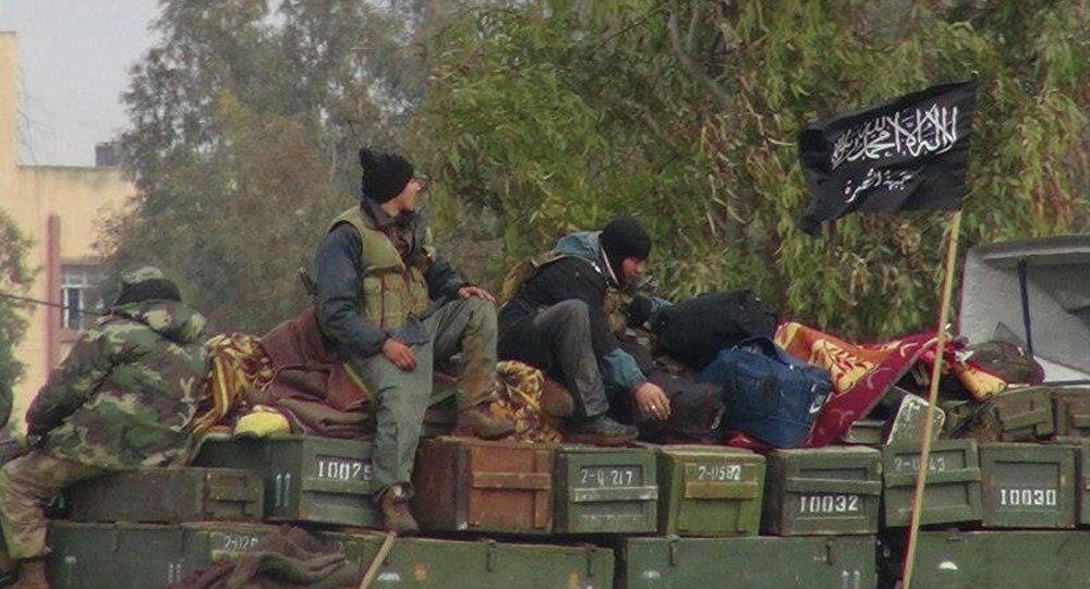 أسلحة جبهة النصرة