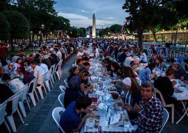 رمضان في إسطنبول