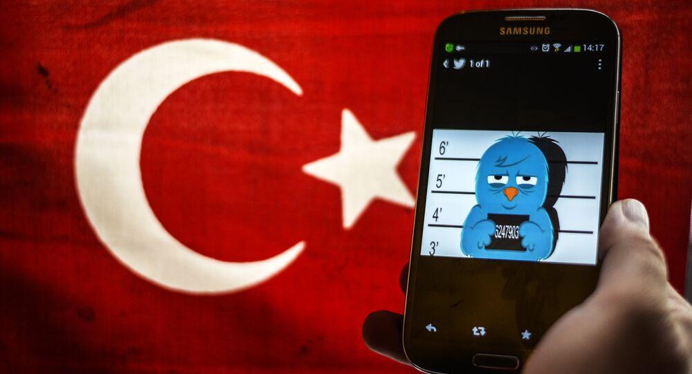 حرية التعبير في تركيا